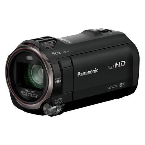 Фото - Видеокамера PANASONIC HC-V770EE-K, черный, Flash тематические словосочетания и идиомы flash cards