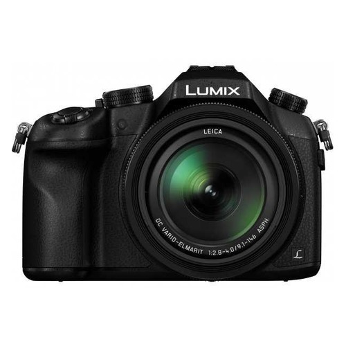 Цифровой фотоаппарат PANASONIC Lumix DC-TZ200EE-S, серебристый PANASONIC