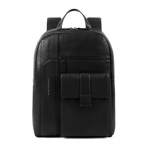Рюкзак мужской Piquadro Kobe CA4943S105/N черный натур.кожа