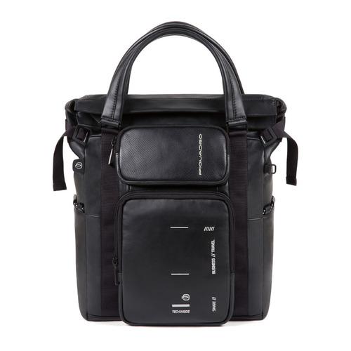 Рюкзак мужской Piquadro Kyoto CA4921S106/N черный натур.кожа