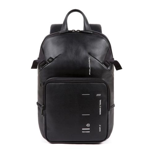 Рюкзак мужской Piquadro Kyoto CA4923S106/N черный натур.кожа