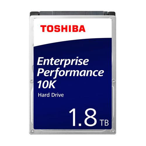 Фото - Жесткий диск Toshiba SAS 3.0 1800Gb AL15SEB18EQ (10500rpm) 128Mb 2.5 жесткий диск toshiba sas 3 0 1200gb al15seb120n 10500rpm 128mb 2 5