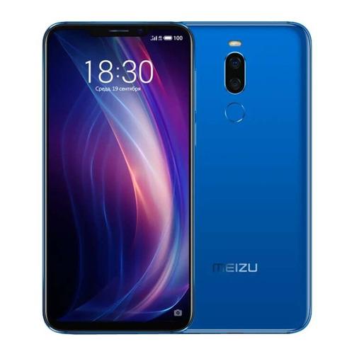 Смартфон MEIZU X8 64Gb, синий MEIZU
