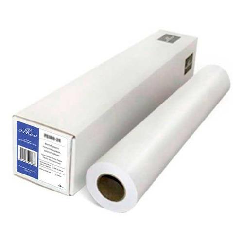 Бумага Albeo Z80-841/175/2 33 841мм-175м/80г/м2/белый для струйной печати (упак.:2рул)  - купить со скидкой