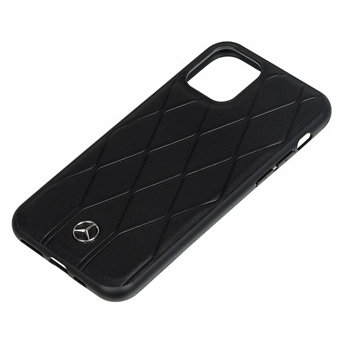 цена на Чехол (клип-кейс) Mercedes Hard Case, для Apple iPhone 11 Pro, черный [mehcn58mulbk]