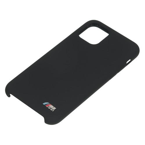 Чехол (клип-кейс) Mercedes Hard Case, для Apple iPhone 11 Pro, темно-синий [mehcn58mulna] NONAME