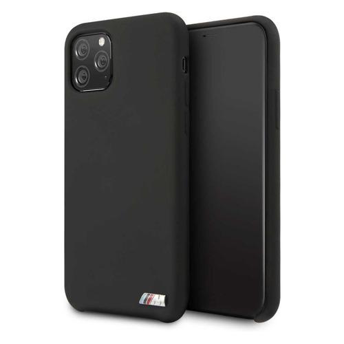 Чехол (клип-кейс) Mercedes Hard Case, для Apple iPhone 11 Pro Max, черный [mehcn65mulbk] NONAME