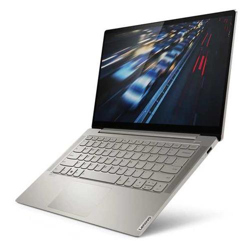 "Ноутбук LENOVO Yoga S740-14IIL, 14"", IPS, Intel Core i5 1035G4 1.1ГГц, 16ГБ, 512ГБ SSD, Intel Iris Plus graphics , Windows 10, 81RS007DRU, золотистый"