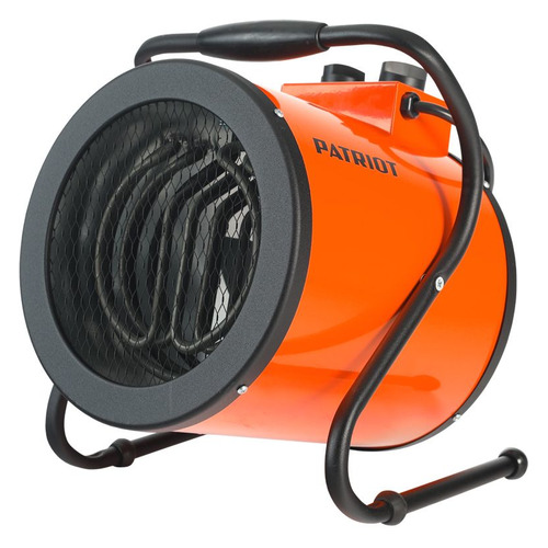 Тепловая пушка электрическая Patriot PT-R 5, 4.5кВт оранжевый [633307265]