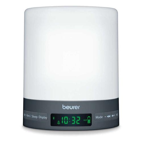 Будильник BEURER WL50, цифровые, белый