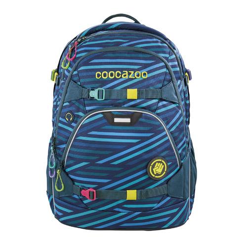 Рюкзак Coocazoo ScaleRale Zebra Stripe Blue синий рюкзак drive рюкзаки с молнией