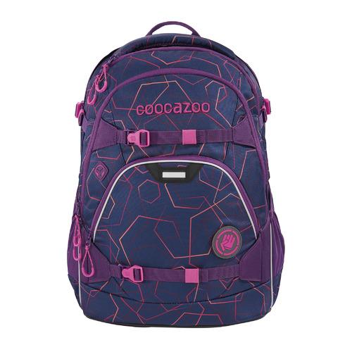 Рюкзак Coocazoo ScaleRale Laserbeam Plum фиолетовый/синий рюкзак drive рюкзаки с молнией