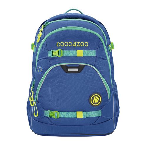 Рюкзак Coocazoo ScaleRale Waveman синий/бирюзовый рюкзак drive рюкзаки с молнией