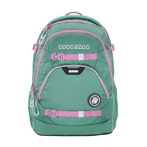 Рюкзак Coocazoo ScaleRale Springman зеленый/розовый рюкзак drive рюкзаки с молнией