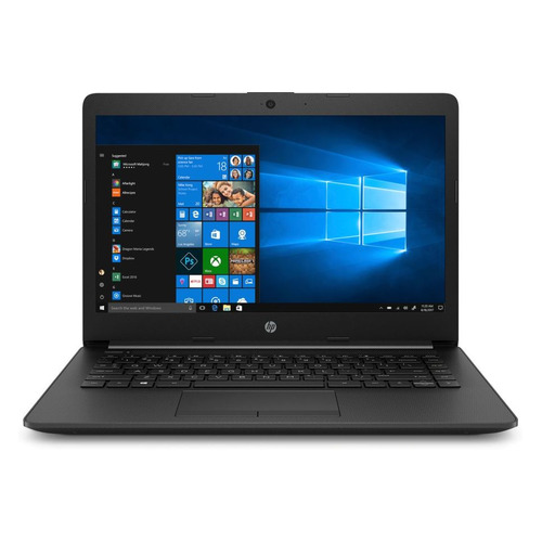 Ноутбук HP 14-dk0027ur Ryzen 3 3200U/4Gb/SSD256Gb/Vega 3/14