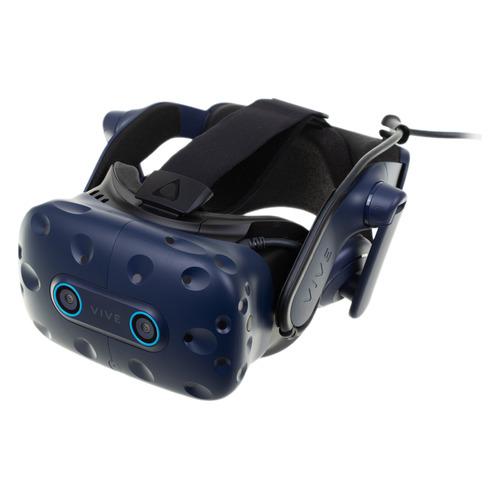 Фото - Шлем виртуальной реальности HTC Vive PRO Eye EEA, черный/синий [99harj010-00] шлем виртуальной реальности htc vive cosmos elite черный