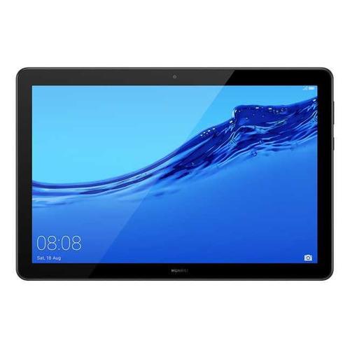 Планшет HUAWEI MediaPad T5 10, 4GB, 64GB, 3G, 4G, Android 8.0 черный [53010nkk] HUAWEI