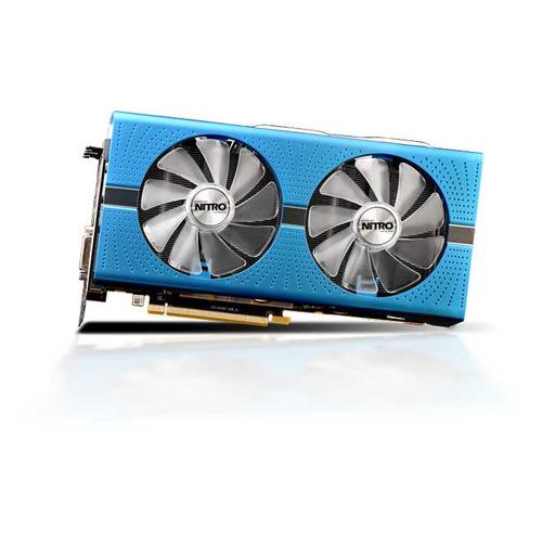 Видеокарта SAPPHIRE AMD Radeon RX 590 , 11289-09-20G NITRO+ RADEON RX 590 8G, 8Гб, GDDR5, Ret SAPPHIRE