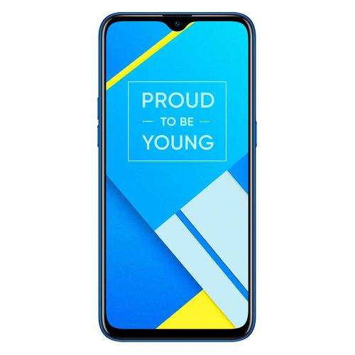 Смартфон REALME C2 2/32Gb, RMX1941, синий стоимость