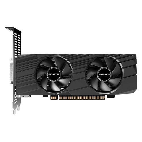 Видеокарта GIGABYTE nVidia GeForce GTX 1650 , GV-N1650OC-4GL, 4Гб, GDDR5, OC, Ret видеокарта gigabyte geforce gtx 1070 gv n1070g1 gaming 8gd 8гб gddr5 oc ret