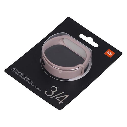 Ремешок Xiaomi Strap для Xiaomi Mi Band 3/4 синий (MYD4127TY) XIAOMI