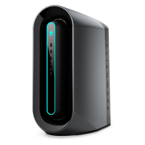 Компьютер ALIENWARE Aurora R9, Intel Core i7 9700K, DDR4 32Гб, 2Тб, 512Гб(SSD), NVIDIA GeForce RTX 2070 Super - 8192 Мб, Windows 10 Home, серый и черный [r9-2479]  - купить со скидкой