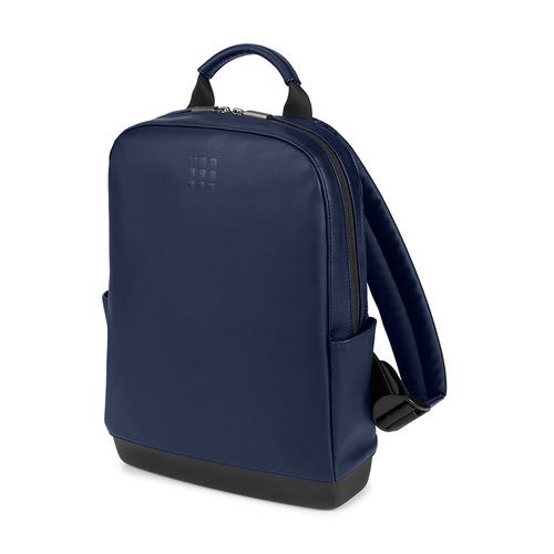 Рюкзак Moleskine CLASSIC SMALL (ET86BKSB20) 27x36x9см эко-кожа синий сапфир рюкзак classic small синий сапфир