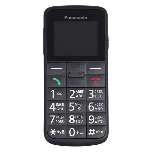 Мобильный телефон PANASONIC TU110, черный