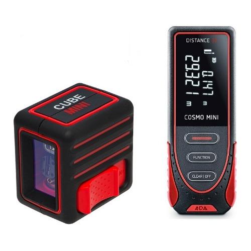 цена на Лазерный нивелир ADA Cube MINI Basic Edition + Cosmo MINI [а00585]