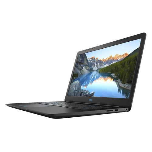 Ноутбук DELL G3 3779, 17.3, Intel Core i7 8750H 2.2ГГц, 8Гб, 1000Гб, 128Гб SSD, nVidia GeForce GTX 1050 Ti - 4096 Мб, Windows 10, G317-2417, черный ноутбук asus rog gl703ge gc038 17 3 ips intel core i7 8750h 2 2ггц 16гб 1000гб nvidia geforce gtx 1050 ti 4096 мб noos 90nr00d2 m04110 черный