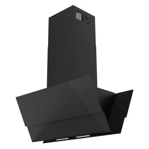 Вытяжка каминная Korting KHA 99750 GN черный управление: сенсорное (1 мотор)