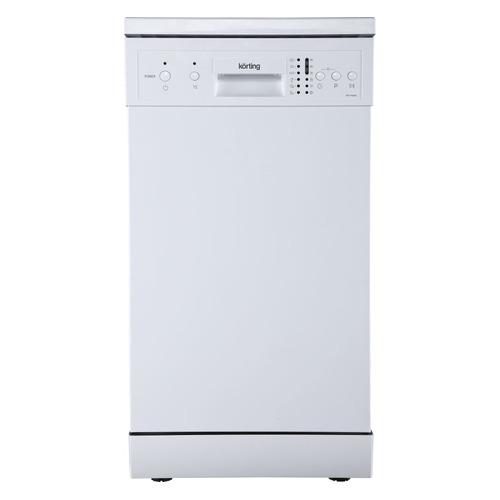 Посудомоечная машина KORTING KDF 45240, узкая, белая