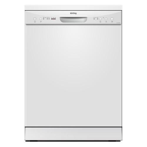 Посудомоечная машина KORTING KDF 60060, полноразмерная, белая