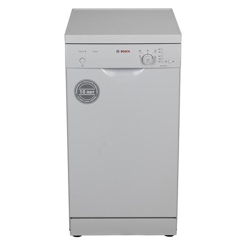 Посудомоечная машина BOSCH SPS25DW03R, узкая, белая