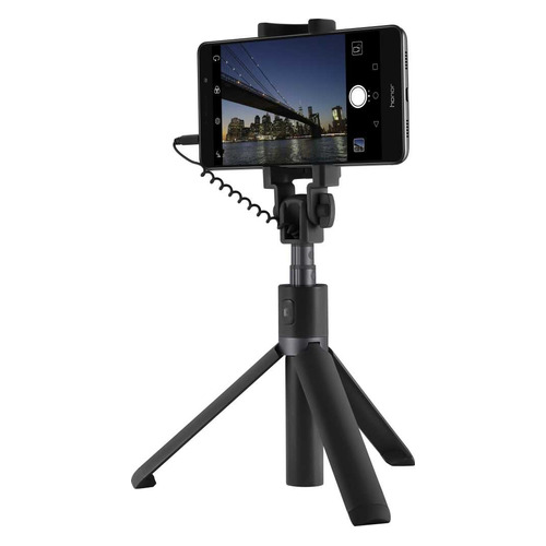 Cелфи-палка HONOR Selfie Stick AF14, черный [02452353] cелфи палка hama черный [00004444]