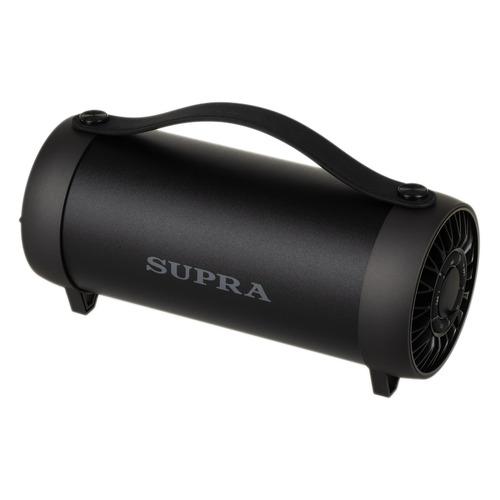 лучшая цена Аудиомагнитола SUPRA BTS-490, черный