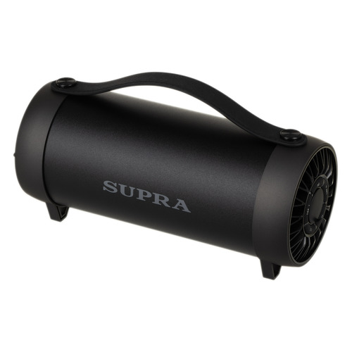 Аудиомагнитола SUPRA BTS-490, черный аудиомагнитола supra bts 580 черный