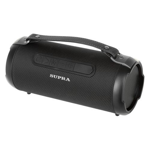 Фото - Аудиомагнитола SUPRA BTS-580, черный аудиомагнитола supra bts 550 черный
