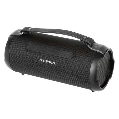 Аудиомагнитола SUPRA BTS-580, черный аудиомагнитола supra bts 580 черный