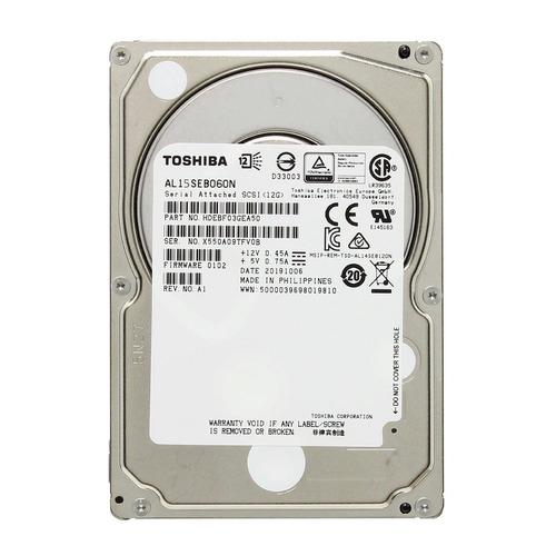 Фото - Жесткий диск Toshiba SAS 3.0 600Gb AL15SEB060N (10500rpm) 128Mb 2.5 жесткий диск toshiba sas 3 0 1200gb al15seb120n 10500rpm 128mb 2 5