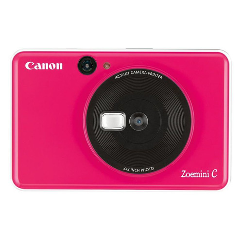 Фото - Цифровой фотоаппарат CANON Zoemini C, розовый носки детские гранд цвет розовый 2 пары ycl18 размер 20 22