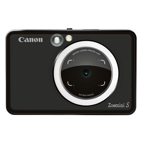 Фото - Цифровой фотоаппарат CANON Zoemini S, черный фотоаппарат