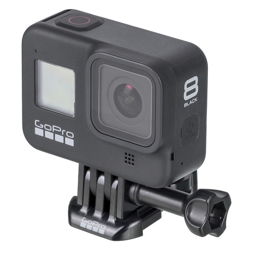 Экшн-камера GOPRO HERO8 Black Edition 4K, WiFi, черный [chdhx-801-rw] экшн камера gopro hero8 black edition chdhx 801 rw