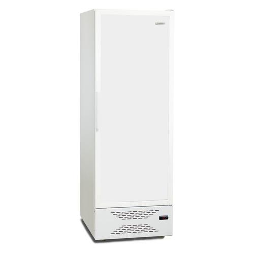 Холодильная витрина БИРЮСА Б-460KDNQ, однокамерный, белый морозильная камера бирюса 146 sn