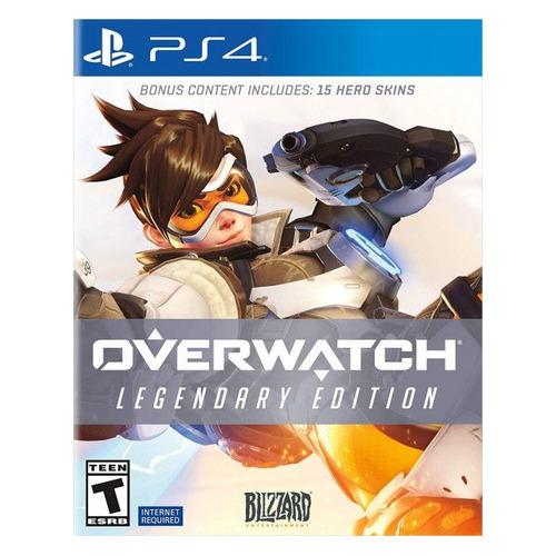 Игра PLAYSTATION Overwatch Legendary Edition, русская версия все цены