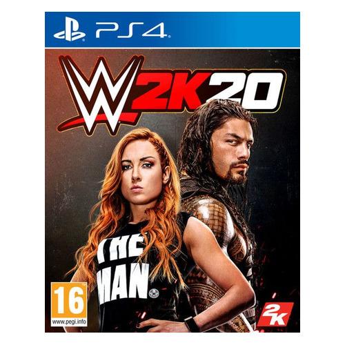 Игра PLAYSTATION WWE 2K20, английская версия
