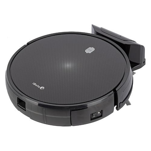 лучшая цена Робот-пылесос IBOTO Smart V720GW Aqua, черный