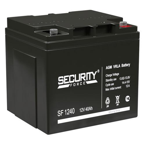 Аккумулятор Security Force SF 1240 аккумулятор security force security alarm акб 7 sf 1207