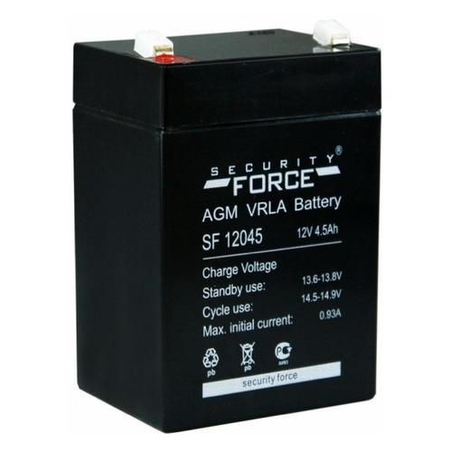 Аккумулятор Security Force SF 12045 аккумулятор security force security alarm акб 7 sf 1207