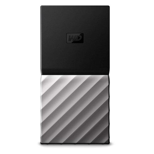 SSD накопитель WD My Passport WDBKVX0010PSL-WESN 1Тб, 1.8